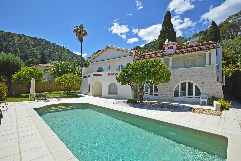 Agence nicolas pisani immobilier villefranche sur mer for Agence jardin immobilier vallangoujard