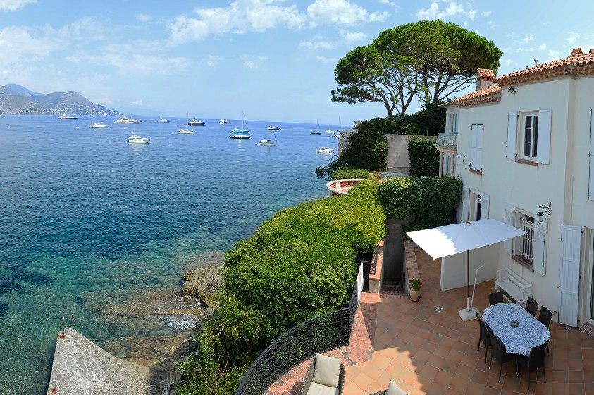 Saint Jean Cap Ferrat NICOLAS PISANI & ASSOCIES: REAL ESTATE ...